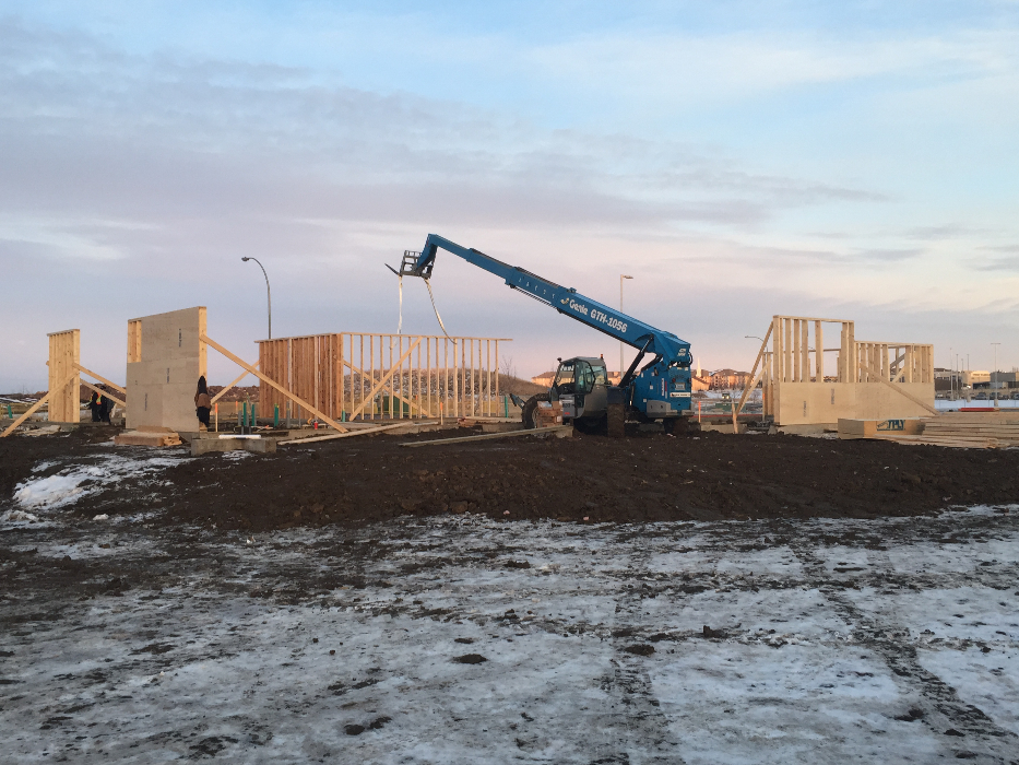 Past Projects Mobile - S.L Dynamic Contracting | Edmonton, Alberta ...
