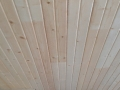 Kelowna, B.C. - Tongue and Groove Wood Ceiling