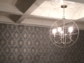 Edmoton, Alberta - Custom Renovation (Dining Room - Custom Cove Ceilings)